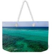 Turks Turquoise Weekender Tote Bag