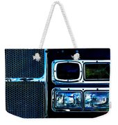 Turn Signal Fire Engine Number Five Weekender Tote Bag by Bob Orsillo