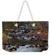 Turner Falls Stream Weekender Tote Bag