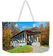 Turner's Covered Bridge Weekender Tote Bag