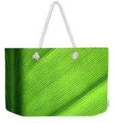 Turning A New Leaf Weekender Tote Bag by Rona Black