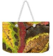 Turning Leaves 2 Weekender Tote Bag