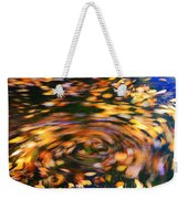 Turning Leaves Weekender Tote Bag