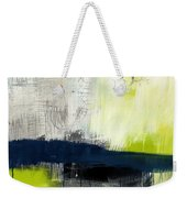 Turning Point - Contemporary Abstract Painting Weekender Tote Bag