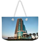 Turquoise Place Rising Weekender Tote Bag