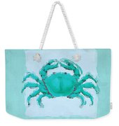 Turquoise Seashells I Weekender Tote Bag