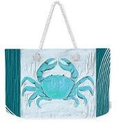 Turquoise Seashells Xix Weekender Tote Bag