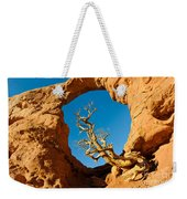Turret Arch, Arches National Park Weekender Tote Bag