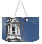 Turret Main Post Office Annapolis Weekender Tote Bag