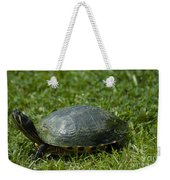 Turtle Grass Weekender Tote Bag