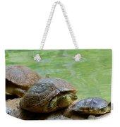 Turtle Ninjas Weekender Tote Bag