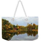 Turtle Pond - Central Park - Nyc Weekender Tote Bag
