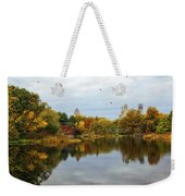 Turtle Pond - Central Park - Nyc Weekender Tote Bag