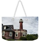 Turtle Rock Light House In Philly Weekender Tote Bag