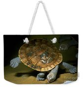 Turtles Float Weekender Tote Bag