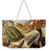 Turtles Turtles And More Turtles Weekender Tote Bag