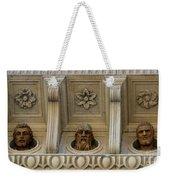 Tuscan Architectural Details Weekender Tote Bag