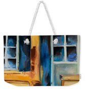 Tuscan Courtyard Weekender Tote Bag by Elise Palmigiani
