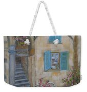 Tuscan Delight Weekender Tote Bag by Mohamed Hirji