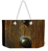 Tuscan Doorknob Weekender Tote Bag