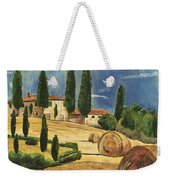 Tuscan Dream 2 Weekender Tote Bag