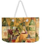 Tuscan In Vino Veritas Weekender Tote Bag