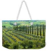 Tuscan Panoramic 3 Weekender Tote Bag