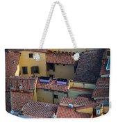 Tuscan Rooftops Weekender Tote Bag