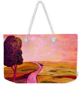Tuscan Skies ... An Impressionist View Weekender Tote Bag