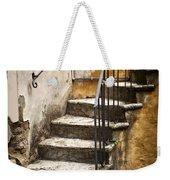 Tuscan Staircase Weekender Tote Bag
