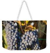 Tuscan Vineyard Weekender Tote Bag by Brian Jannsen
