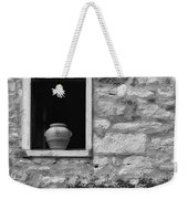 Tuscan Window And Pot Weekender Tote Bag