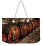 Tuscan Wine Cellar Weekender Tote Bag