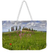 Tuscany - Pienza Weekender Tote Bag