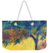 Tuscany Hill Side Shadows Weekender Tote Bag