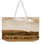 Tuscany Weekender Tote Bag