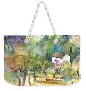 Tuscany Landscape 05 Weekender Tote Bag
