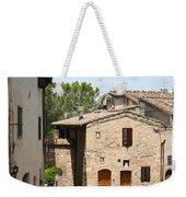 Tuscany Street Weekender Tote Bag