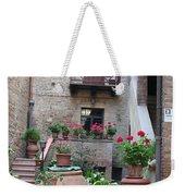 Tuscany Yard Weekender Tote Bag