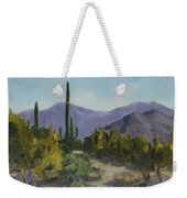 The Serene Desert Weekender Tote Bag