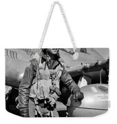 Tuskegee Airman Weekender Tote Bag