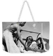 Tuskegee Airmen, C1943 Weekender Tote Bag