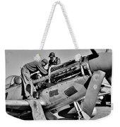 Tuskegee Mechanics Weekender Tote Bag
