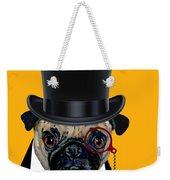 Tux Pug Weekender Tote Bag