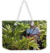 Tw Self Portrait Weekender Tote Bag