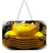 Tweety Bird Chevrolet Pickup Truck Weekender Tote Bag
