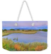 Twilight At Whitewater Draw Weekender Tote Bag