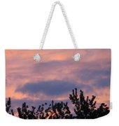 Twilight Beauty Weekender Tote Bag