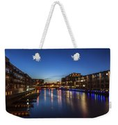 Twilight Docks Weekender Tote Bag