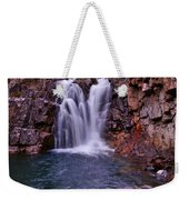 Twilight Falls 2 Weekender Tote Bag